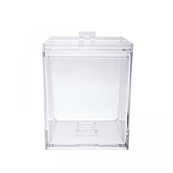 Pojemnik średni przezroczysty Zak! Black&White 0025-0220