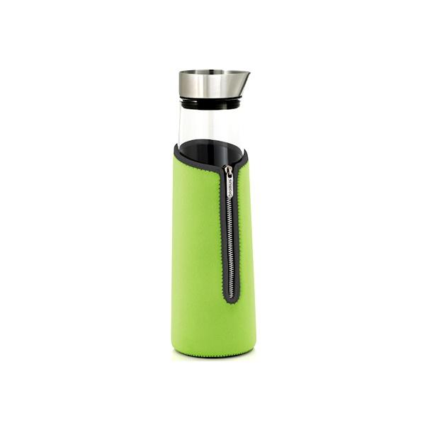 Pokrowiec termoizolacyjny na karafkę 1 l Blomus Aqua zielony 63495