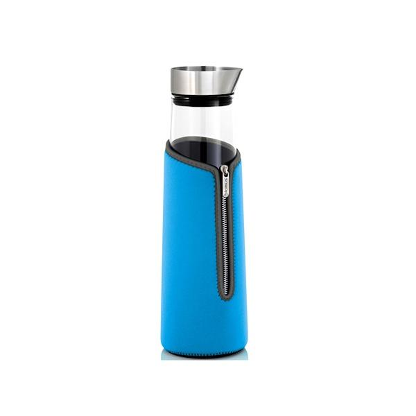 Pokrowiec termoizolacyjny na karafkę 1,5 l Blomus Aqua niebieski 63504