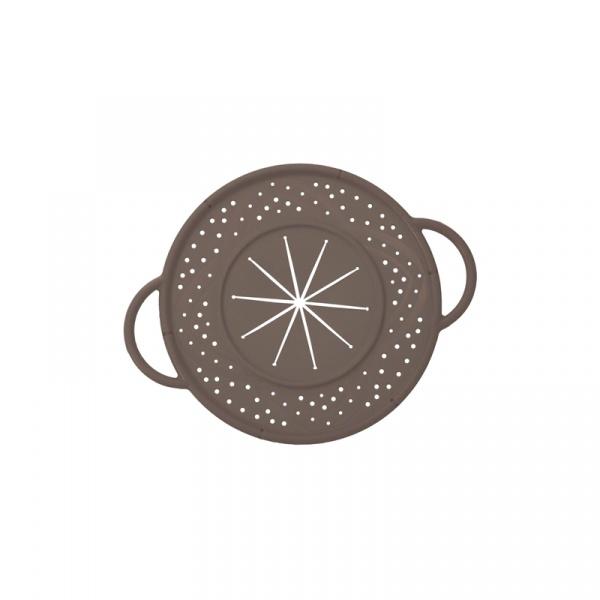 Pokrywka do miksowania 20 cm Pavoni szara SPLASH20GRPAV