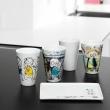 Półmisek porcelanowy 20,5 x 11,5 cm Aida Denmark Be friends A21050