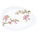Półmisek z porcelany 36x25 cm Nuova R2S Sakura