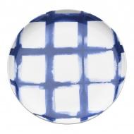 Porcelanowe naczynie na przystawki 15,5 cm Nuova R2S Indigo białe