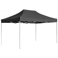 Profesjonalny, składany namiot imprezowy, 4,5 x 3 m, antracyt