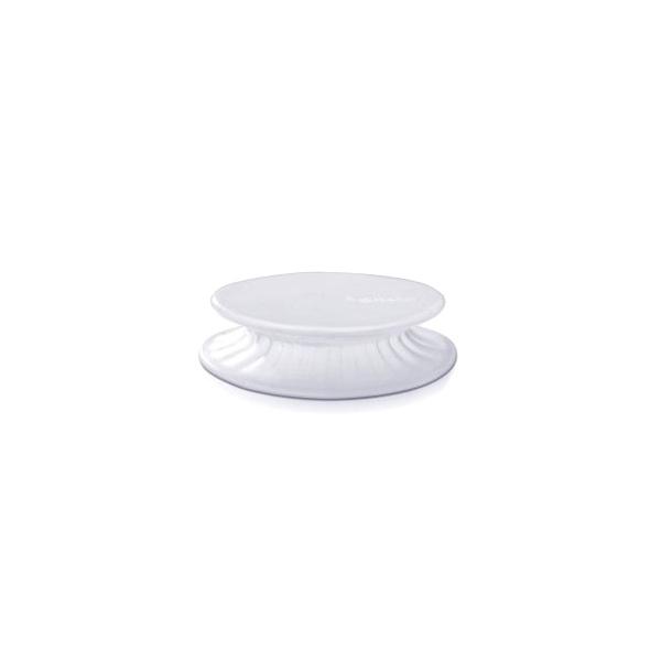 Przykrywka elastyczna 26 cm Lekue Luki Huber przezroczysta 3401426B04U017