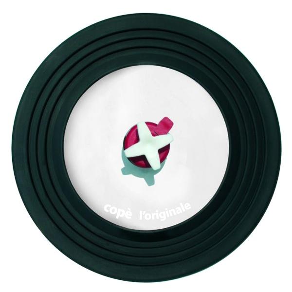 Przykrywka z regulacją 27 cm Cope Pavoni czarna MINICOPENRRSBIS