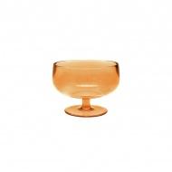 Pucharek na lody 10 cm Zak! Designs pomarańczowy
