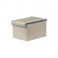Pudełko 25x18x15 Koziol Volta S beżowe
