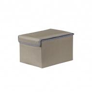 Pudełko 25x18x15 Koziol Volta S ciemnoszare