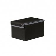 Pudełko 25x18x15 Koziol Volta S czarne