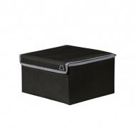 Pudełko 25x25x15 Volta M czarne