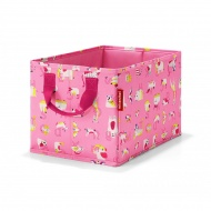 Pudełko storagebox kids abc friends pink