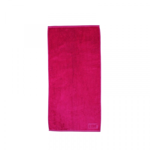 Ręcznik 50x100 cm Kela Ladessa koralowy KE-22047