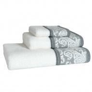 Ręcznik 50x100 cm Miloo Home Granada biały