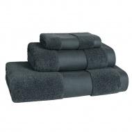 Ręcznik do rąk 30x50 cm Miloo Home Elvas szary
