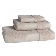 Ręcznik kąpielowy 70x130 cm Miloo Home Elvas beżowy