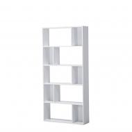 Regał biały 5 półek Apollonio BLmeble