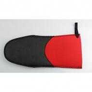 Rękawica kuchenna Guard Zest for Life czarno-czerwona