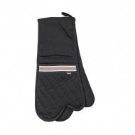 Rękawice kuchenne 87x20cm Ladelle Professional Series II czarne