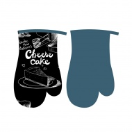 RĘKAWICE KUCHENNE MODERN 2SZT. CHEESE CAKE