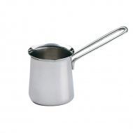 Rondelek 0,2l do spieniania mleka i kawy po turecku Kuchenprofi Caffee srebrny