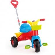 ROWEREK TRÓJKOŁOWY Z POPYCHACZEM  Buddy Toys BPT 3030