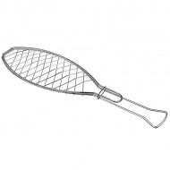 Ruszt do pieczenia ryby 53 cm Kuchenprofi Easy