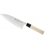 Satake S/D Leworęczny Nóż Deba 18 cm