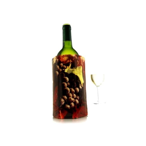 Schładzacz do wina Vacu Vin niebieskie winogrona VV-3881360