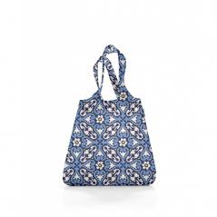 Siatka mini maxi shopper floral 1