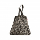 Siatka Reisenthel Mini Maxi Shopper fifties baroque taupe