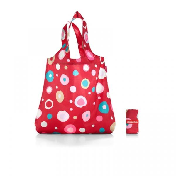 Siatka Reisenthel Mini Maxi Shopper funky dots 2 AT3048
