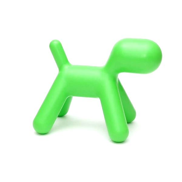 Siedzisko Pies zielony 5902385704137