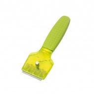 Skrobak do płyt ceramicznych 16 cm Kuchenprofi zielony