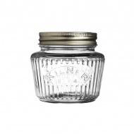 Słoik 0,25l Kilner Vintage Preserve Jars przezroczysty