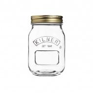Słoik 0,5l Kilner Preserve Jars przezroczysty
