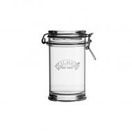 Słoik 0,75l Kilner Signature Clip Top Jars przezroczysty