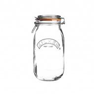 Słoik 2l Kilner Round Clip Top Jar przezroczysty