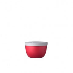 Snack pot Ellipse 350ml Nordic Red 107652074500
