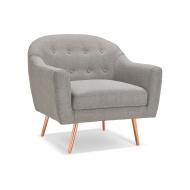 Sofa Kokoon Design Bardot Mini jasnoszara
