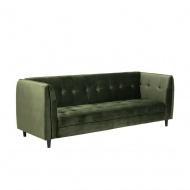 Sofa rozkładana Jonna Velvet Forest Gree n