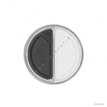 Solniczka i pieprzniczka 2w1 OXO Good Grips srebrna
