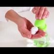 Spieniacz i dozownik do mydła 0,39 l Cuisipro zielony CU-83758004