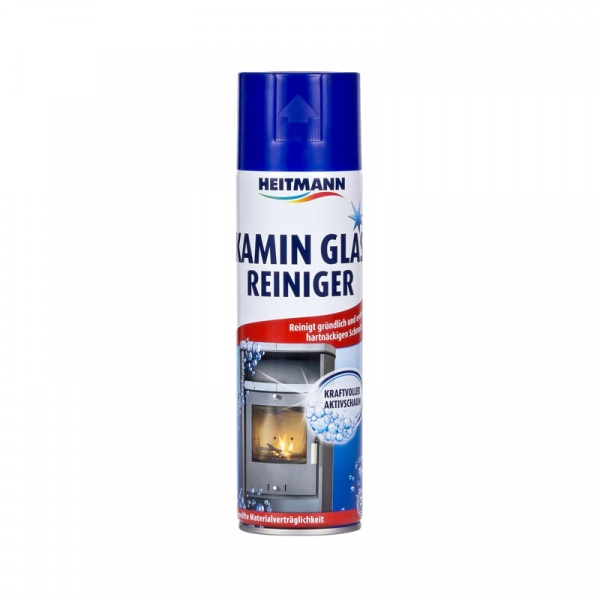 Środek do czyszczenia szyb kominkowych 500 ml Heitmann 4052400033733