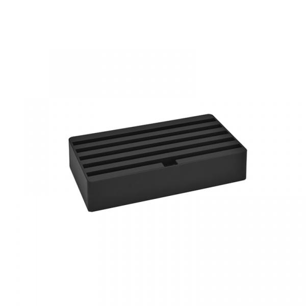 Stacja dokująca HUB 6 x USB Unique All Dock L czarna 4260368080489