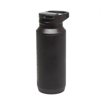 Stalowy kubek termiczny, 0,35 l, Stanley Mountain czarny