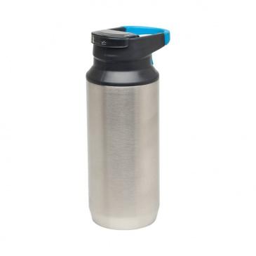 Stalowy kubek termiczny, 0,35 l, Stanley Mountain srebrny