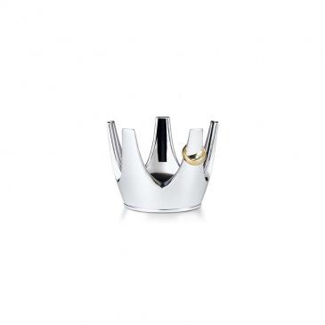 Stojak na biżuterię Crown, dwuczęściowy
