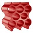 Stojak na butelki Koziol Set-up czerwony KZ-3596583