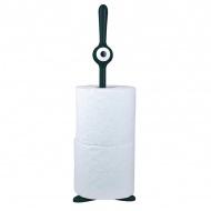Stojak na papier toaletowy Koziol Toq czarny